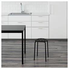 МАРИУС Табурет, черный, 10135659, ИКЕА, IKEA, MARIUS, фото 3