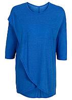 Голубой блузон размер 60-62, фото 1