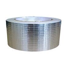 Скотч алюминиевый армированный 100мм*40м