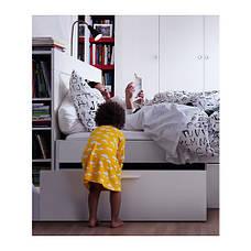 КВАРТ Лампа рабочая, черный, 60152458, IKEA, ИКЕА, KVART, фото 2