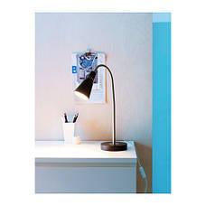 КВАРТ Лампа рабочая, черный, 60152458, IKEA, ИКЕА, KVART, фото 3