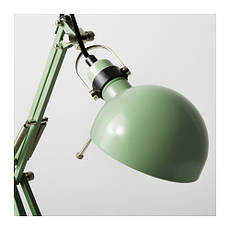 ФОРСА Лампа робочая, зеленый, 40321419, IKEA, ИКЕА, FORSA, фото 2