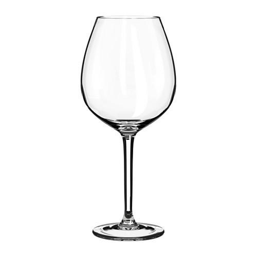 ХЕДЕРЛИГ Набор бокалов для вина, прозрачное стекло, 00154870, IKEA, ИК