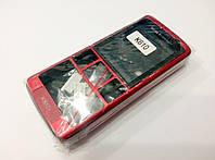 Корпус для Sony Ericsson K610i без кнопок красный