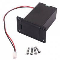 EQ07 корпус для батареи пикапа для электрогитары 41703