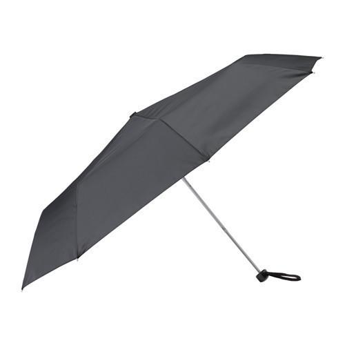 КНЭЛЛА Зонт, складной, черный, 50313391, ИКЕА, IKEA, KNALLA
