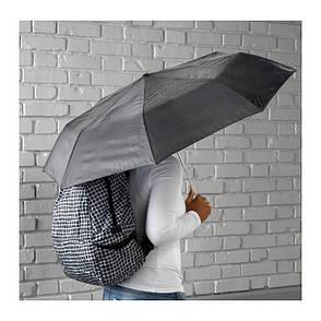 КНЭЛЛА Зонт, складной, черный, 50313391, ИКЕА, IKEA, KNALLA, фото 2