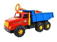 Машина большая грузовик Маг самосвал для детей Украина
