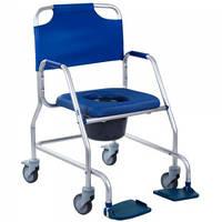 Кресло-каталка для душа и туалета