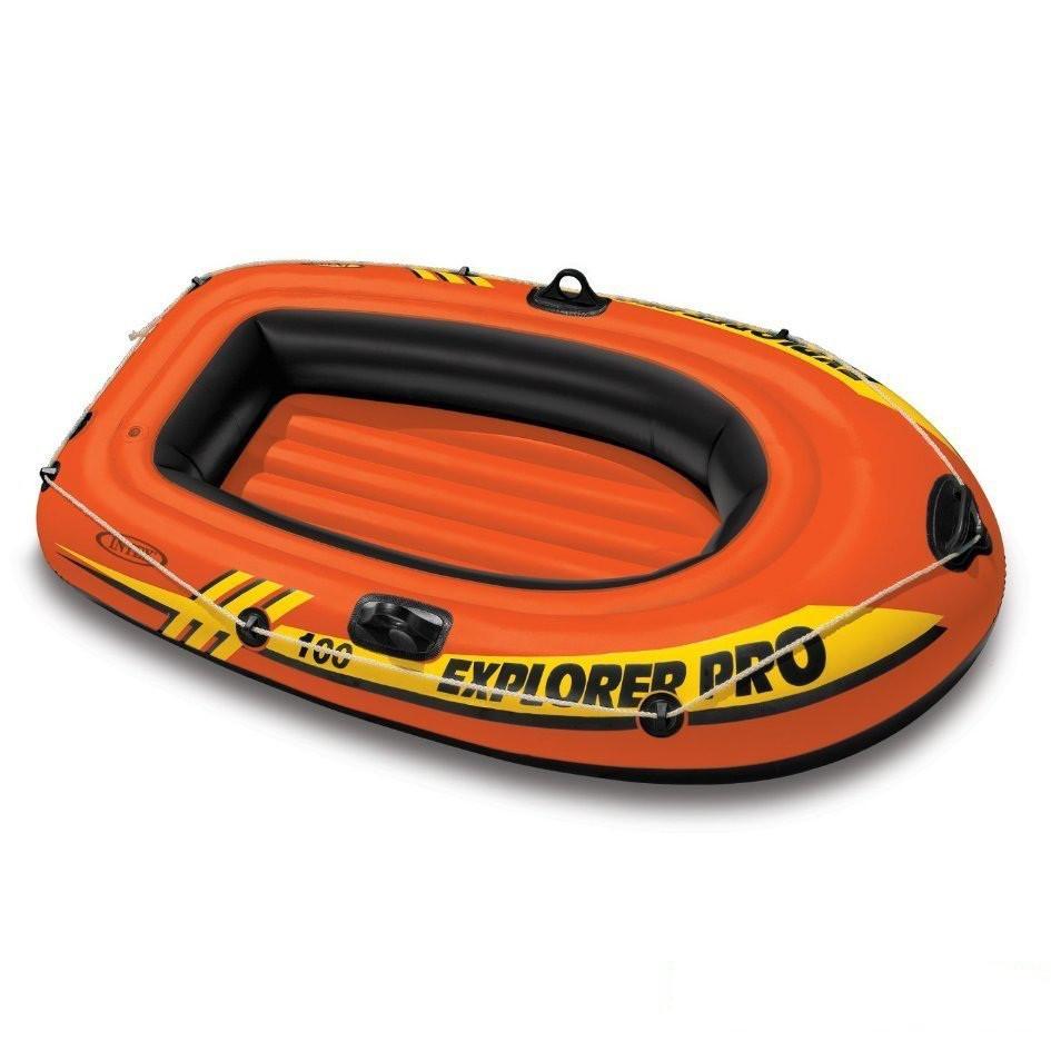 Надувная лодка Intex 58355 Explorer Pro 100 Човен