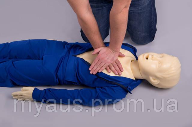 непрямой массаж сердца как метод реанимации