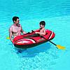 Одноместная надувная лодка Bestway 61078 Човен, фото 4