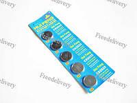 5x Батарейка таблетка CR2025 5003LC DL2025, литий, 1 упаковка