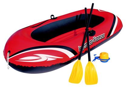 Одноместная надувная лодка Bestway 61062 Човен