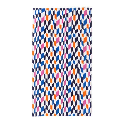 СОММАР 2017  Пляжное полотенце, разноцветный, 10344304, ИКЕА, IKEA, SOMMAR 2017