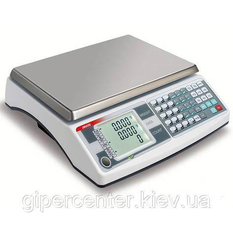 Весы лабораторные Axis BDL15 до 15000 г, дискретность 0.5 г, фото 2