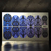 Зеркальный слайдер-дизайн M-07