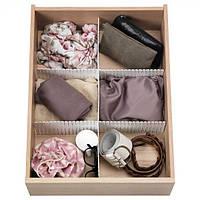 ХОФТА  Разделитель для ящика, белый, 00282108, ИКЕА, IKEA, HOFTA
