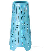 КАЮТА Лампа настольная, синний,  70308058, ИКЕА, IKEA, KAJUTA