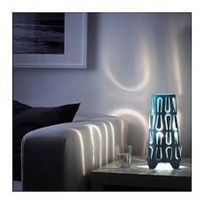КАЮТА Лампа настольная, синний,  70308058, ИКЕА, IKEA, KAJUTA , фото 2