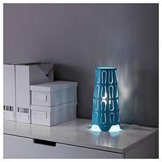 КАЮТА Лампа настольная, синний,  70308058, ИКЕА, IKEA, KAJUTA , фото 3