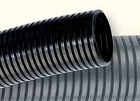 Индустриальная гофрированная труба из полиамида