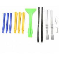 13 в 1 набор инструментов для открытия чехла для мобильного телефона и планшетных ПК ящик для инструментов Цветной