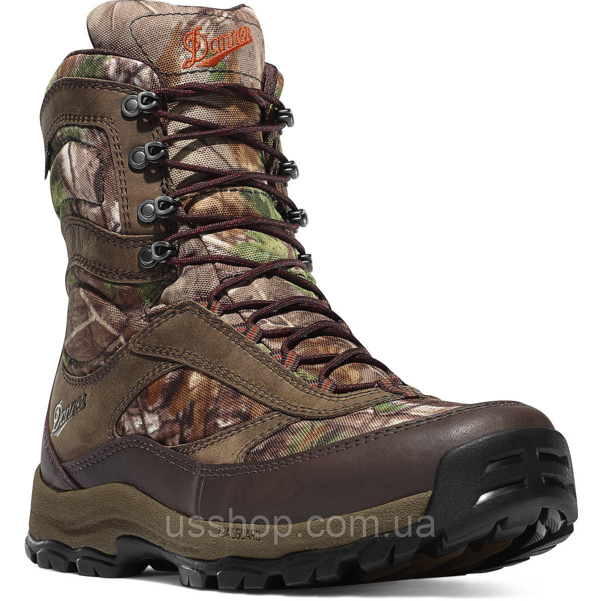 Ботинки для охоты Danner HIGH GROUND REALTREE XTRA GREEN
