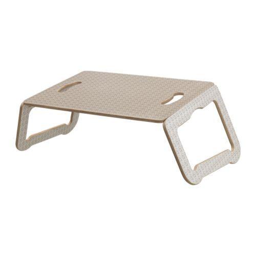 БРЭДА Подставка для ноутбука, бежевая, 20148623, IKEA, ИКЕА, BRADA