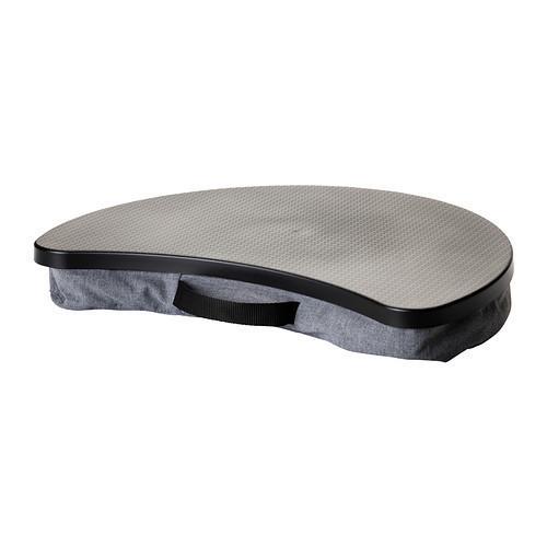 ИКЕА БИЛЛАН, Подставка для ноутбука, серая, 90278244, ИКЕА, IKEA, BYLL