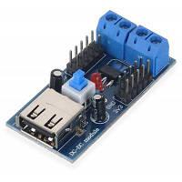 LandaTianrui LDTR-B00014 USB модуль регулятора напряжения Синий