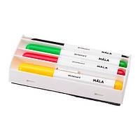 МОЛА Фломастер для доски, разные цвета, 00184042, IKEA, ИКЕА, MALA