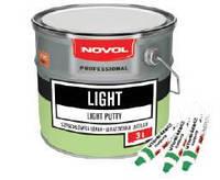 NOVOL LIGHT 1л - Шпатлевка лёгкая Новол Лайт