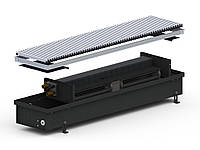 Внутрипольный конвектор Carrera 4SV Black 2250-245-120