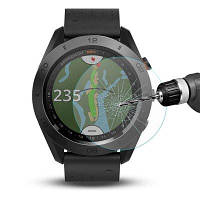 Hat-Prince 0.2 mm дуга 9Н 2.15 D Закаленное стекло-экран протектор для Garmin Approach S60 2шт Прозрачный