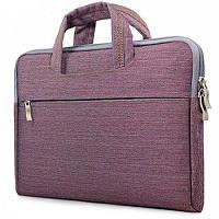 Сумка чехол для ноутбука MacBook Air 12.1 дюймов Фиолетовый