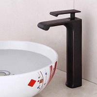 LINGHAO HL-261 Кран для ванной комнаты в античном стиле Чёрный