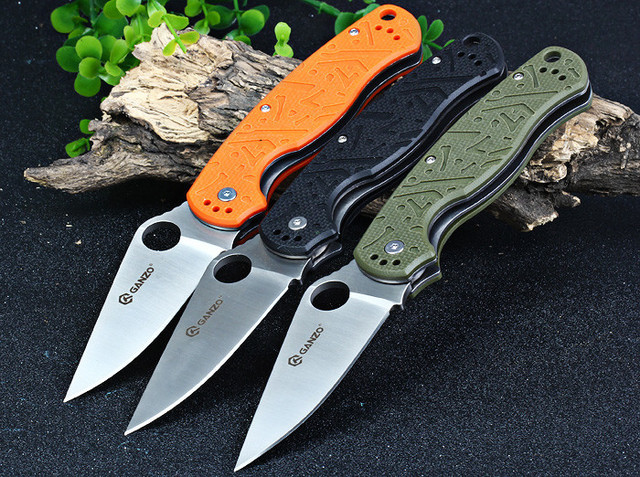Ножи Ganzo