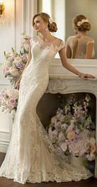 Новая коллекция! Свадебные платья 2018 год