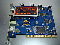 TV/FM PCI тюнер Behold TV 609RDS