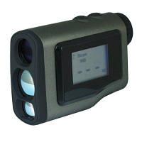 BLT1014 6x21мм лазерный дальномер для мини гольфа с ЖК экраном до 600м серо-стальной серый