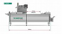 Автоматический термоформер для сыра SC140M, фото 1