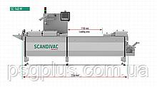 Автоматический термоформер для сыра SC140M