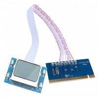 PTi9 ПК mainboard ЖК-анализатор диагностический сообщение карты Синий