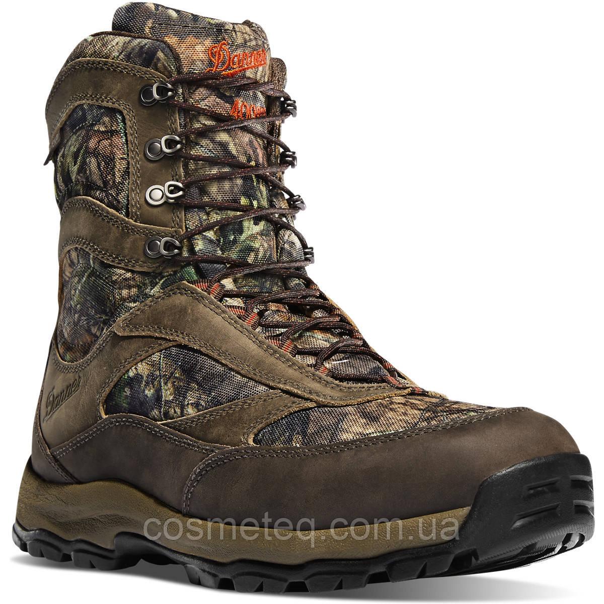 Ботинки для охоты Danner HIGH GROUND MOSSY OAK BREAK-UP COUNTRY INSULATED 400G