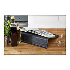 БРЭДА Подставка для ноутбука, черный, 60150176, IKEA, ИКЕА, BRADA, фото 2