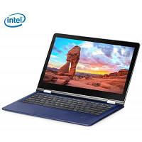 VOYO V3 Pro ноутбук с датчиком отпечатков пальцев для детские игры Синий