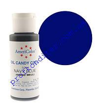 Барвник Americolor для шоколаду Темно-синій