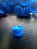 Распылитель (форсунка)щелевой 120° полевого опрыскивателя. Синий., фото 2