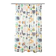 ДОФТКЛИНТ Штора для ванной, разноцветный, 70322177, ИКЕА, IKEA, DOFTKLINT